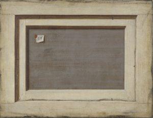 Cornelius Norbertus Gijsbrechts, 1670. SMK Statens Musem for Kunst National Gallery of Denmark